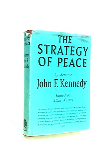 9780060123253: The Strategy of Peace