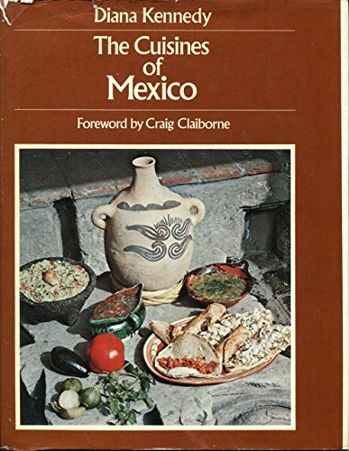 9780060123444: Cuisines of Mexico