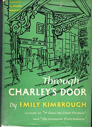 9780060123857: Through Charley's Door