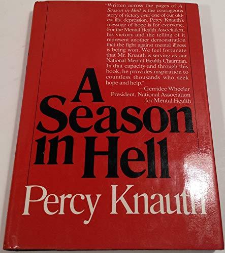 9780060124212: A season in hell