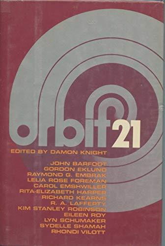 9780060124267: Orbit 21