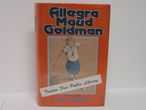 9780060124526: Allegra Maud Goldman
