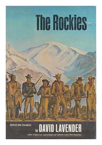 9780060125226: The Rockies (A Regions of America book)