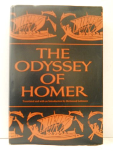 9780060125318: The Odyssey of Homer