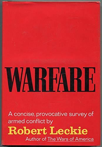 9780060125448: Warfare