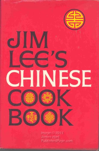 9780060125479: Jim Lee's Chinese Cookbook.