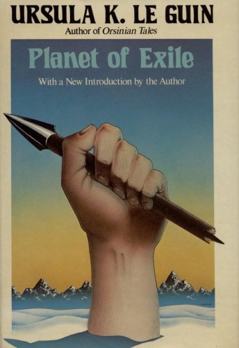 9780060125592: Planet of Exile