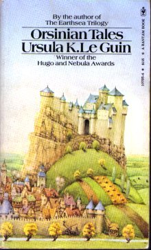 Orsinian Tales: A Collection of Short Stories By Ursula K. Le Guin