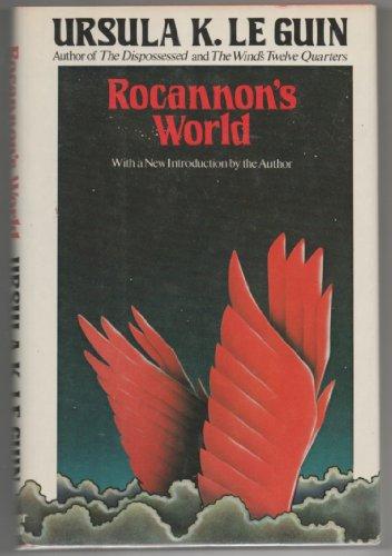 9780060125684: Rocannon's World