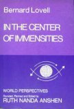 9780060127169: In the Center of Immensities (World Perspectives, Vol. 53)