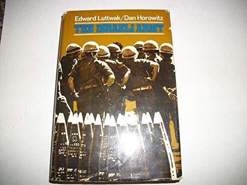 9780060127237: The Israeli Army