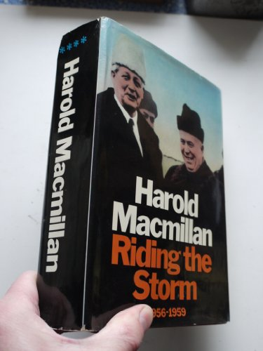 9780060127442: Riding the Storm, 1956-1959.