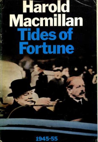 9780060127466: Tides of Fortune, 1945-1955.