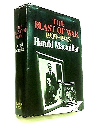 9780060127480: The Blast of War, 1939-1945