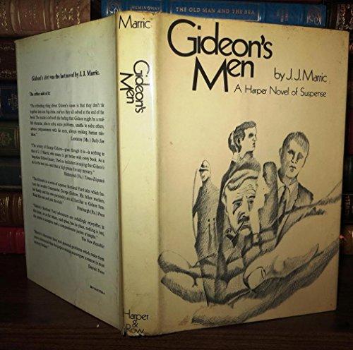 9780060127862: Gideon's Men