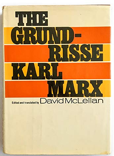 9780060128289: The Grundrisse