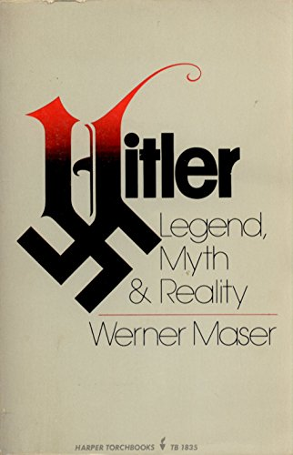 9780060128319: Hitler: legend, myth & reality