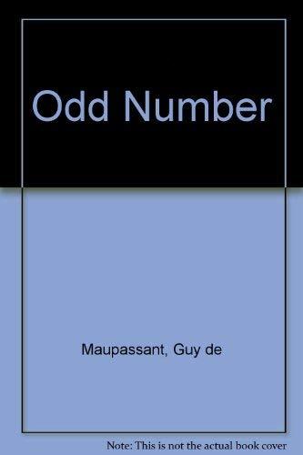 9780060128555: Odd Number