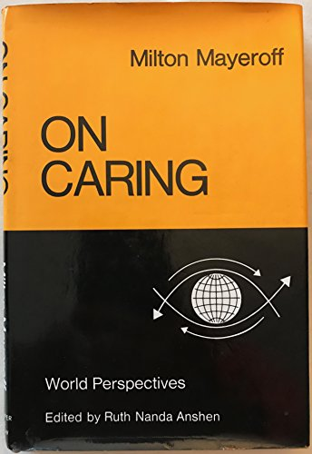 9780060128715: On Caring