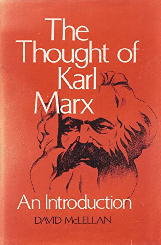 9780060129040: The Thought of Karl Marx: An Introduction