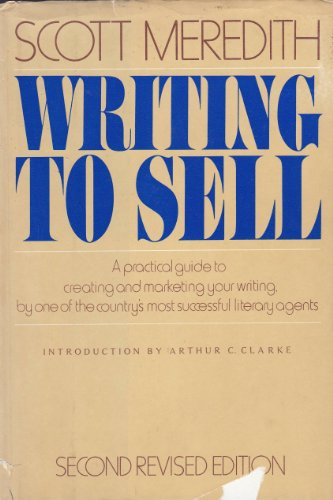 9780060129293: Writing to sell