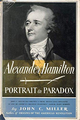 9780060129750: Alexander Hamilton: Portrait in Paradox