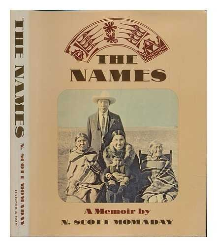 9780060129811: The Names: A Memoir