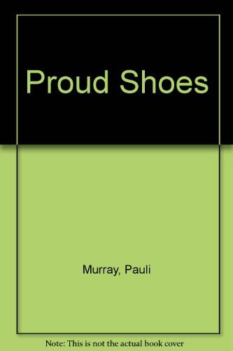 Proud Shoes 9780060131098 First published in 1956, Proud Shoes is the remarkable true story of slavery, survival, and miscegenation in the South from the pre-Civil War era through the Reconstruction. Written by Pauli Murray the legendary civil rights activist and one of the founders of NOW, Proud Shoes chronicles the lives of Murray's maternal grandparents. From the birth of her grandmother, Cornelia Smith, daughter of a slave whose beauty incited the master's sons to near murder to the story of her grandfather Robert Fitzgerald, whose free black father married a white woman in 1840, Proud Shoes offers a revealing glimpse of our nation's history.