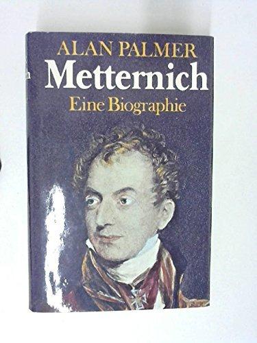 9780060132613: Metternich