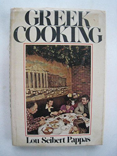 9780060132736: Greek Cooking