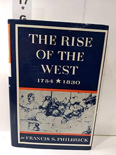 9780060133306: Rise of the West, 1754-1830 (New American Nation)