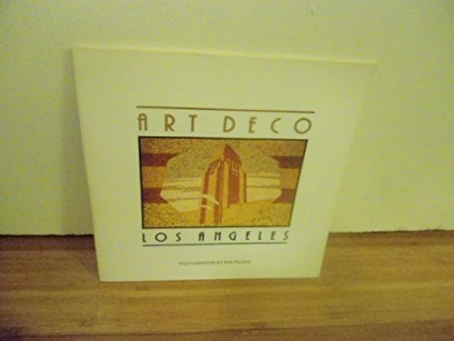 9780060133382: Art Deco Los Angelos
