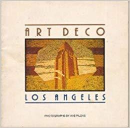 9780060133382: Art Deco Los Angelos