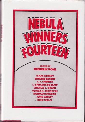 9780060133825: Nebula Winners Fourteen