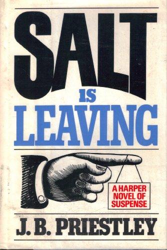 9780060134273: Salt Is Leaving