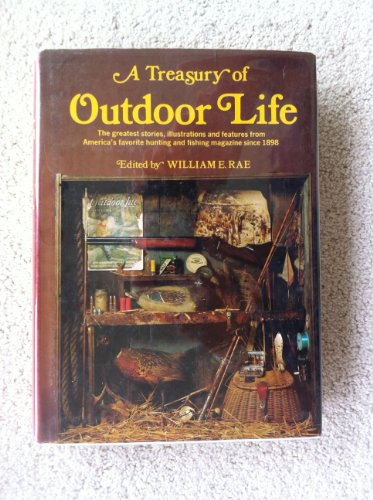 9780060134662: A Treasury Of Outdoor Life