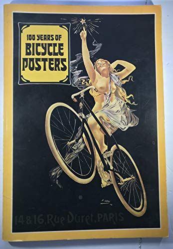 9780060135331: 100 years of bicycle posters