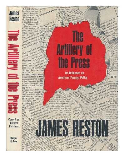 9780060135423: Artillery of the Press