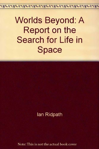 9780060135683: Worlds Beyond: A Report on the Search for Life in Space