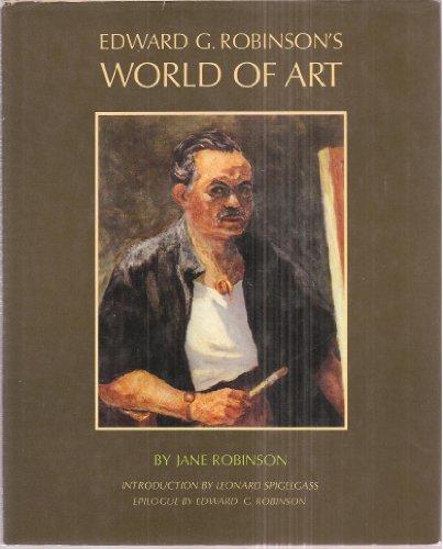 9780060135799: Edward G. Robinson's world of art
