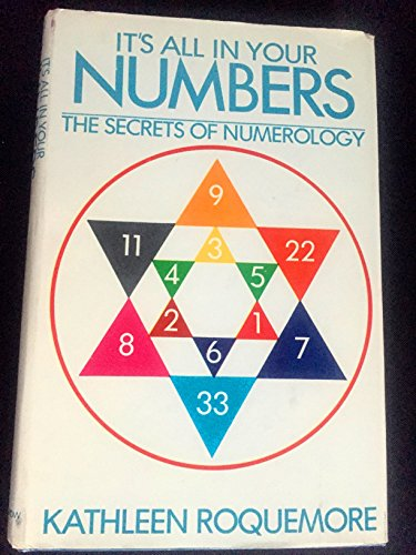 9780060135973: It's all in your numbers: The secrets of numerology