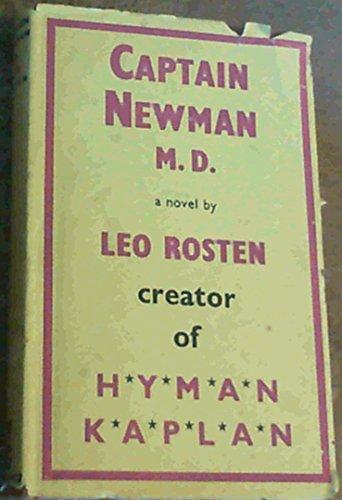 Captain Newman, M.D.: Rosten, Leo Calvin