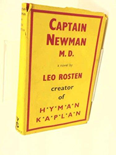 Captain Newman, M. D: Leo Rosten