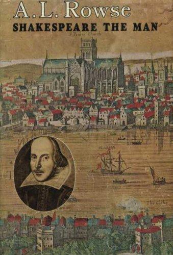 9780060136918: Shakespeare The Man
