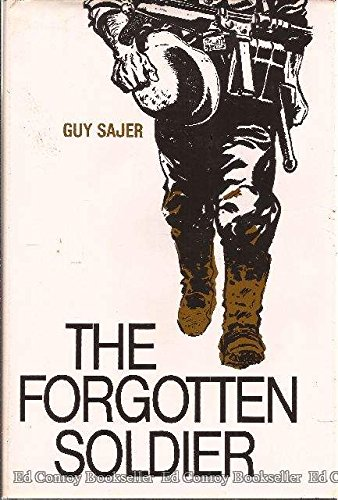 9780060137298: The Forgotten Soldier