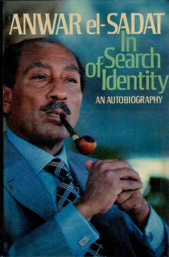 IN SEARCH OF IDENTITY an Autobiography