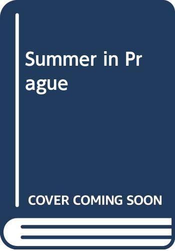 9780060137465: Summer in Prague