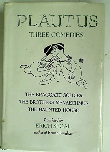 9780060138233: Three Comedies