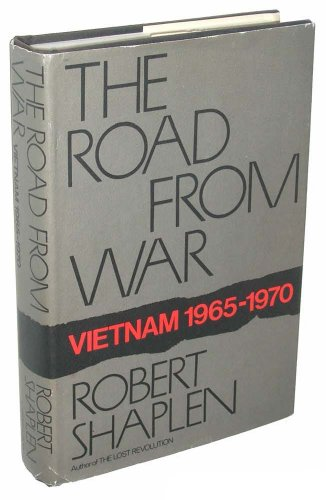 9780060138325: The Road from War: Vietnam 1965-1970.