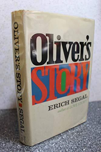 9780060138523: Oliver's Story
